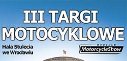 Szukaj nas na III Targach Motocyklowych 16-17.03.2013